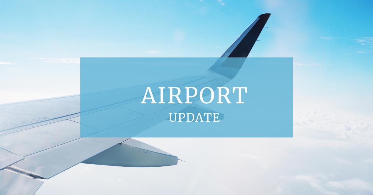 Airport update