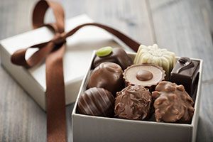 Image of chocolates